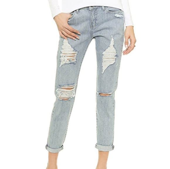 DL1961 Denim - 'Nolita' Slouchy Slim Jeans  DL1961  Size 32